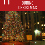 11 things to Remember when New York City during Christmas