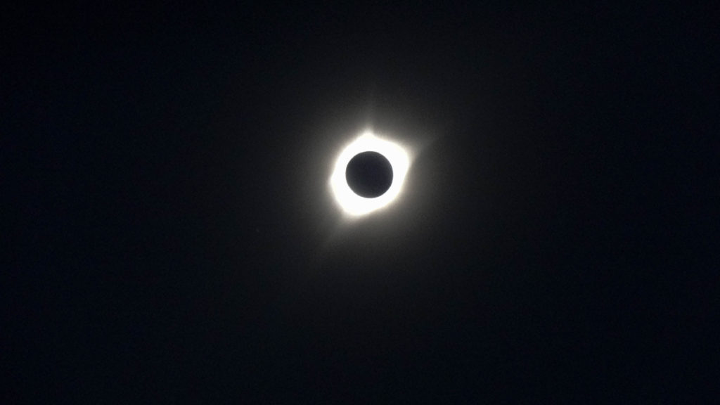 Glendo Wyoming Eclipse